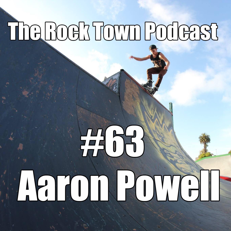 #63: Aaron Powell