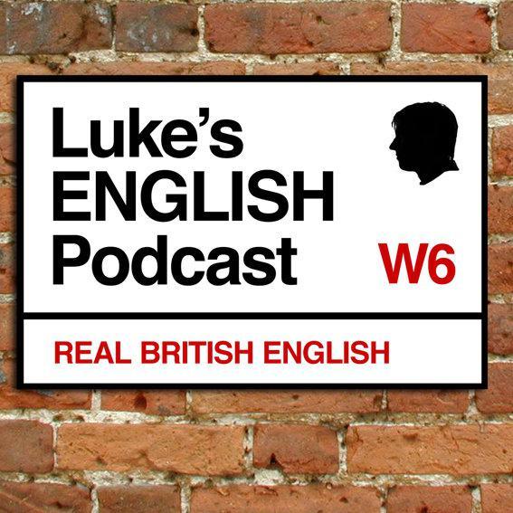 Luke's ENGLISH Podcast - Learn British English with Luke Thompson podcast show image