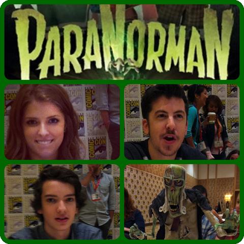 Episode 426 - SDCC: Paranorman!