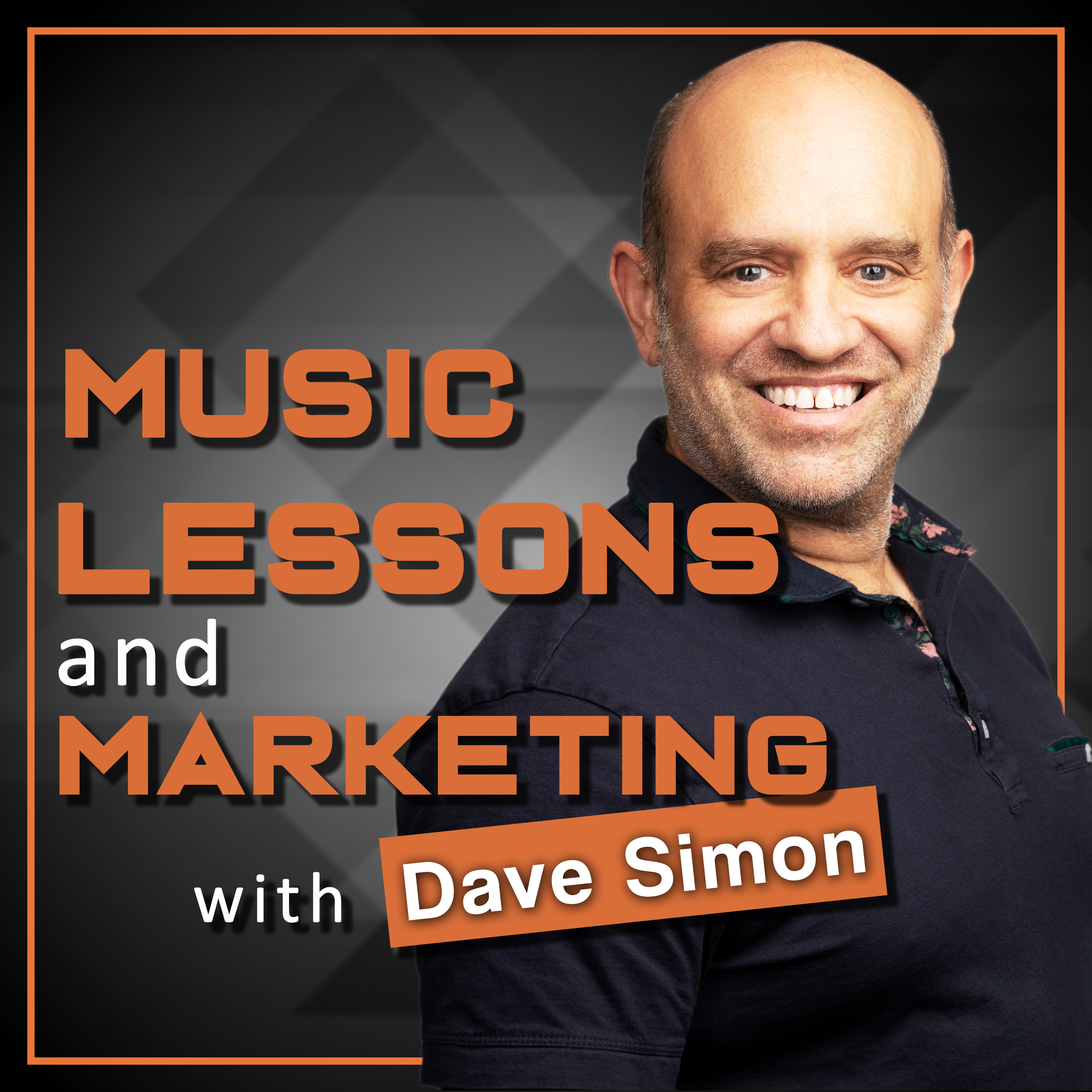 Music Lessons and Marketing show art