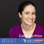 Artwork for #041 Catherine Price - Hoe maak je het uit met je telefoon?