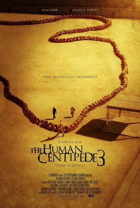 Ep. 145 - The Human Centipede 3 (The Human Centipede vs. The Human Centipede 2)