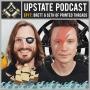Artwork for Upstate Podcast EP17: Brett & Seth of Printed Threads