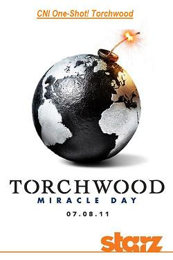 Episode 343 - CNI One-Shot! Torchwood: Miracle Day Conference Call w/ John Barrowman, Eve Myles, Alexa Havins and Russell T. Davies