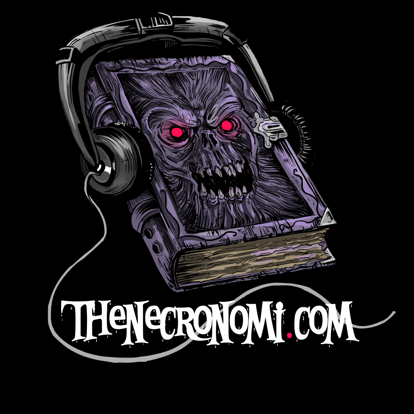 thenecronomicom's podcast show image