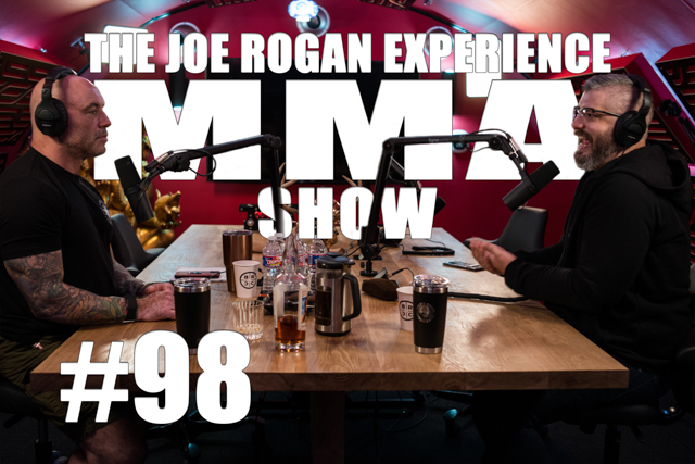 JRE MMA Show #98 with Luke Thomas