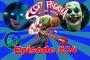 Artwork for Ep #34: THE JOKER, CAPTAIN MARVEL, SCOTT PILGRIM episode!