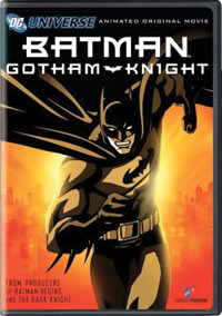 Podcast Episode 111-- Batman: Gotham Knight