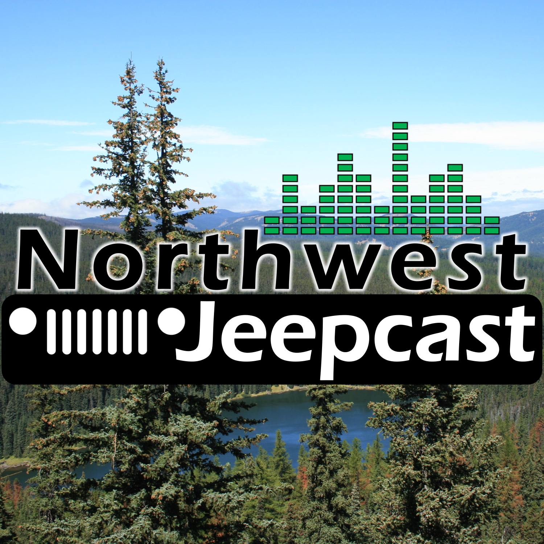 Northwest Jeepcast show art