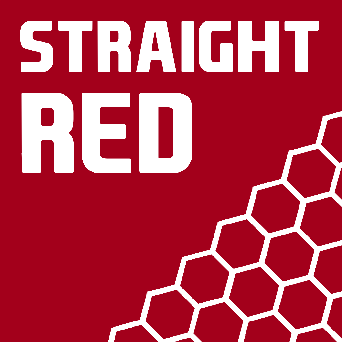 Straight Red