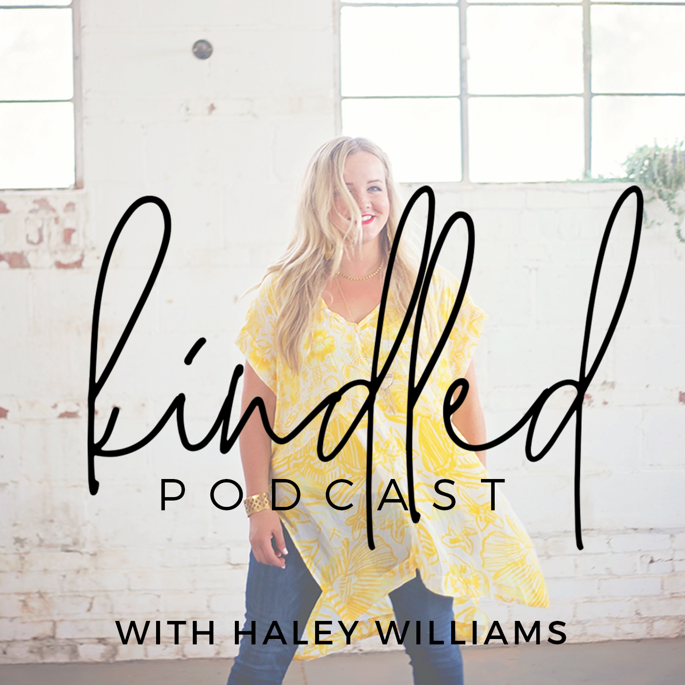 Kindled Podcast | Truth and Grace, Boldly show art