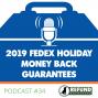 Artwork for 2019 FedEx Holiday Money Back Guarantees