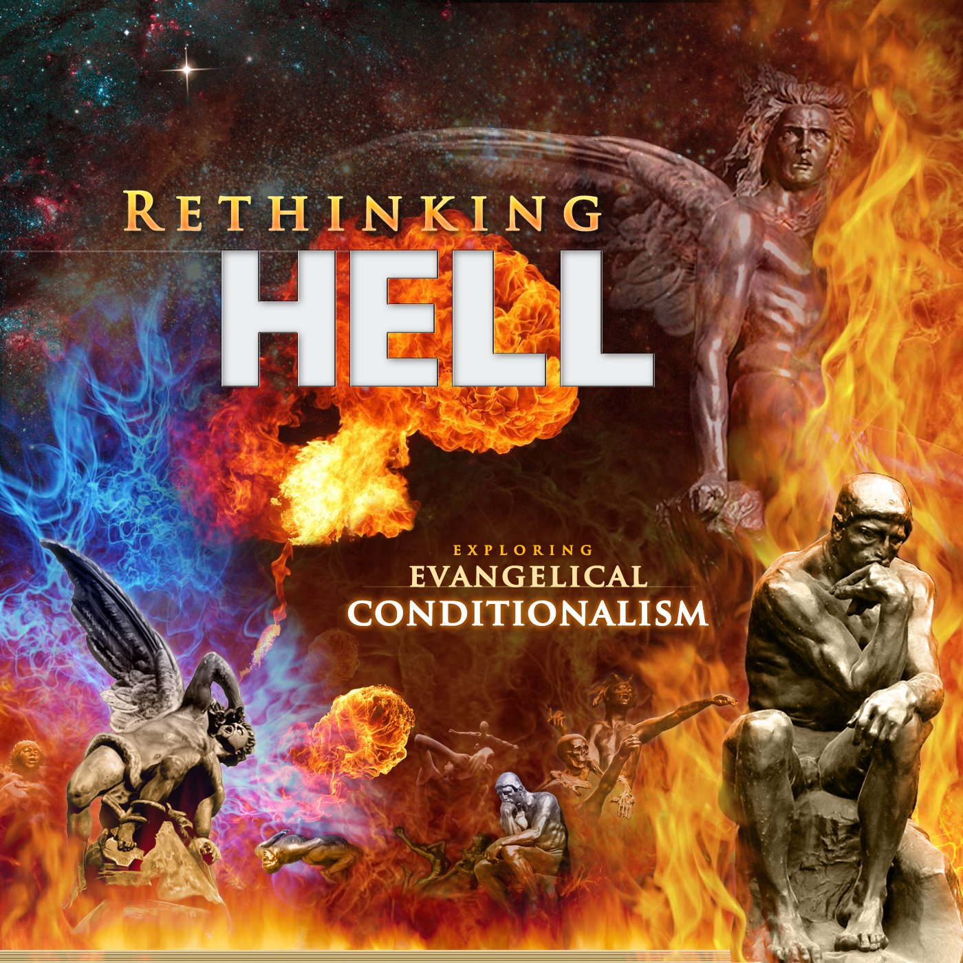 "Episode 142: ""Will the Lost Remain Alive in Hell Forever?"" Chris Date and Ross Burns Debate Hell"
