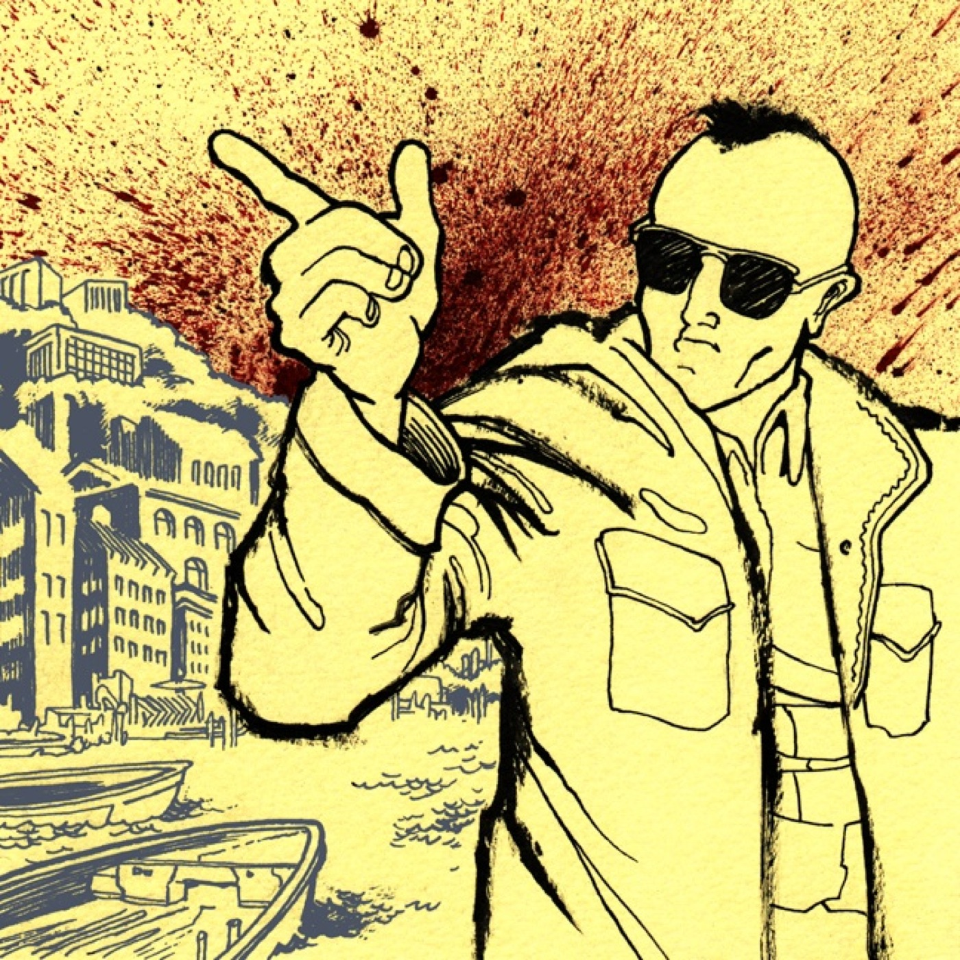 Artwork for Travis Bickle On The Riviera: Cruise Like Thunder