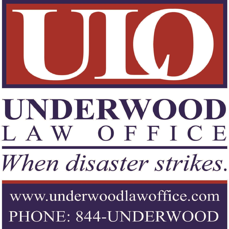 Dallas Attorney Mark Underwood's podcast show art