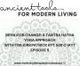 Artwork for Behavior Change: A Tantra Hatha Yoga Approach