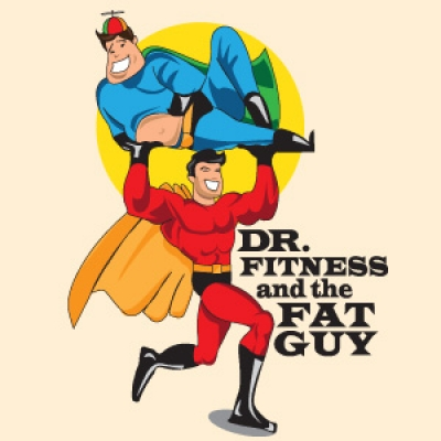 Dr Fitness and the Fat Guy's Wellness Minutes show image