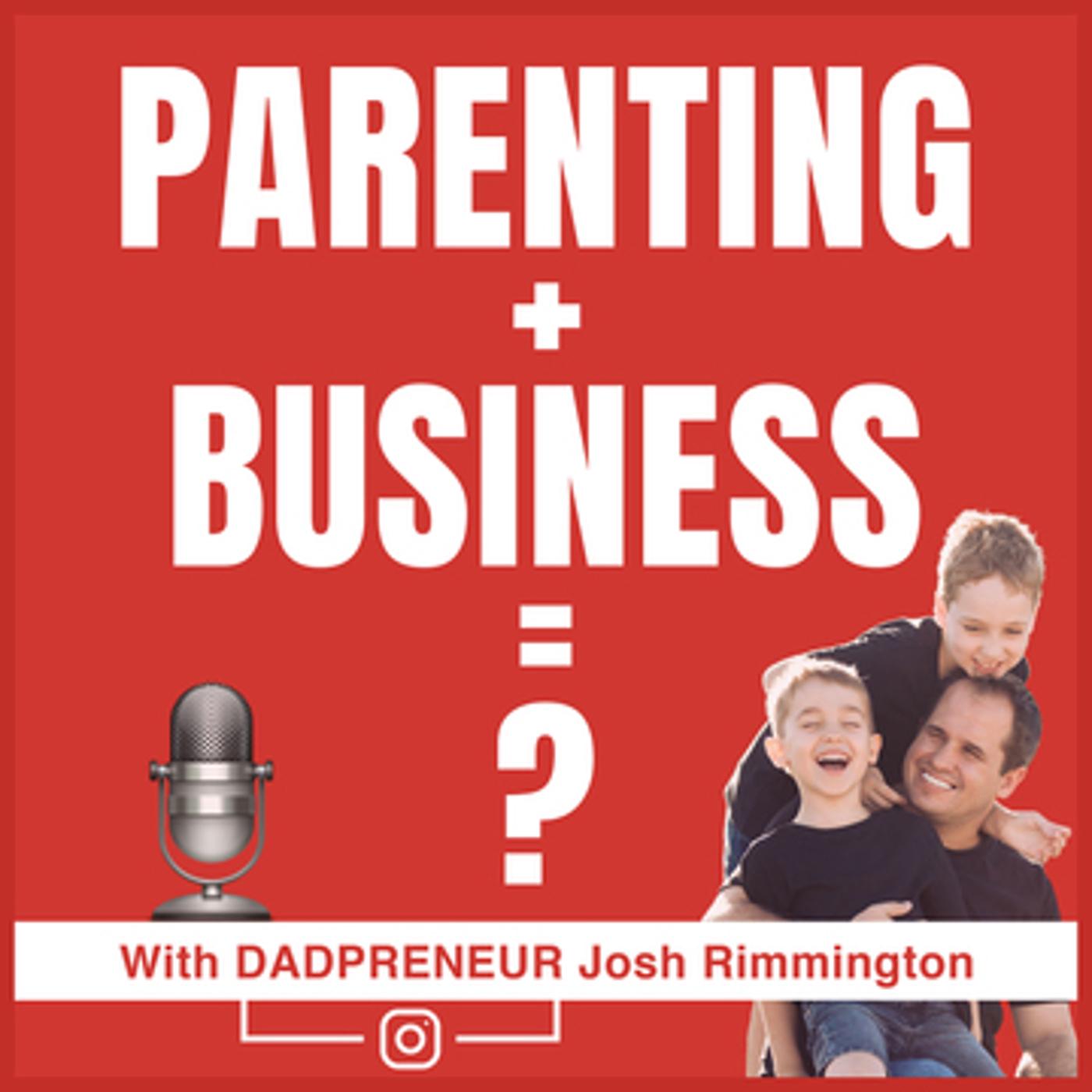 Parenting Plus Business show art
