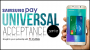 Artwork for Samsung Pay: Universal Acceptance…Sort Of.