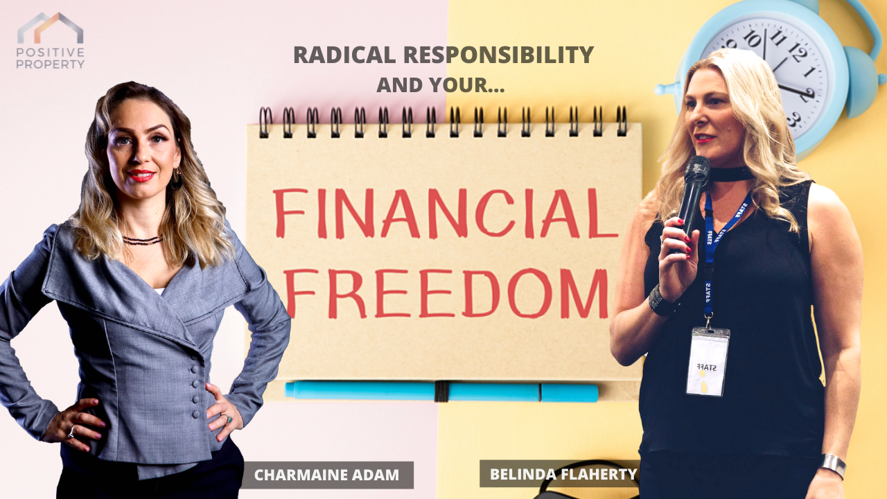 Radical Responsibility & how it can bring you FINANCIAL FREEDOM show art