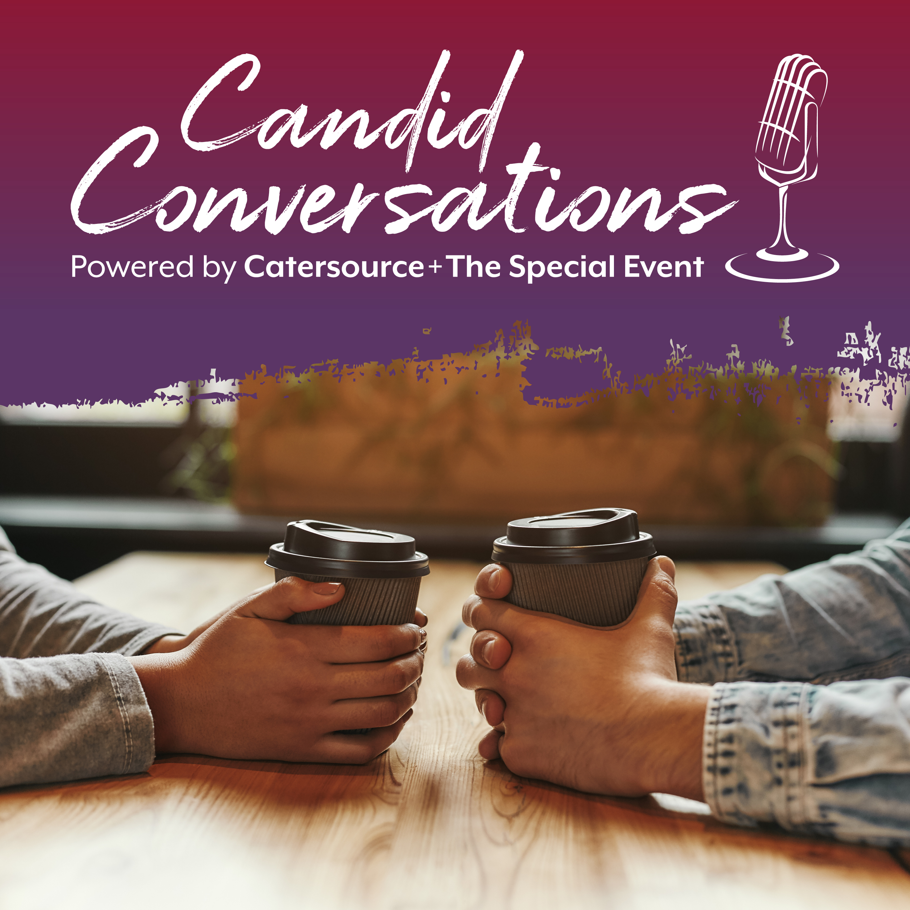 Candid Conversations by Catersource & The Special Event show art