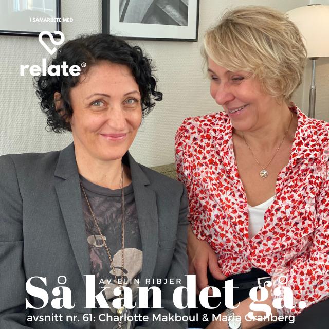 61. Charlotte Makboul & Maria Granberg - Anknytning kopplat till attraktion