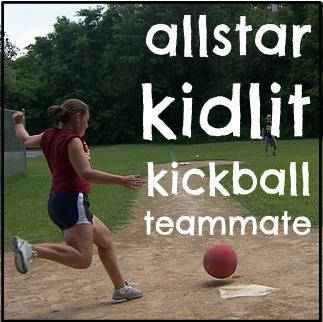 Artwork for Allstar Kidlit Kickball Teammate