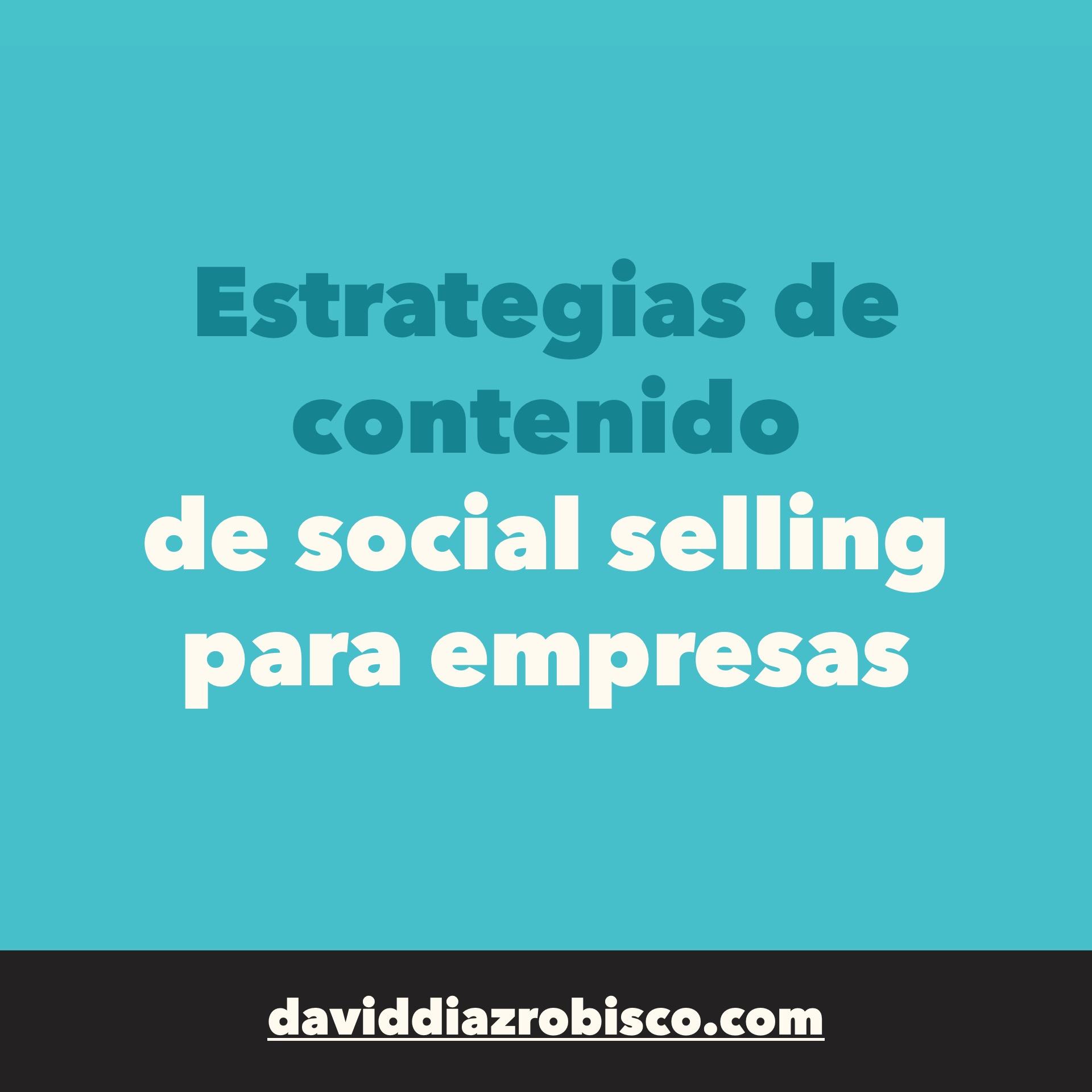#169 - Cómo hacer una ESTRATEGIA DE CONTENIDO de SOCIAL SELLING  - LinkedIn Sencillo para empresas