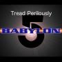 Artwork for Tread Perilously -- Babylon 5: Grey 17 is Missing