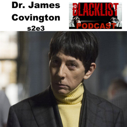 s1e3 Dr James Covington