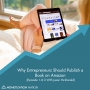 Artwork for 126. Why Entrepreneurs Should Publish a Book on Amazon