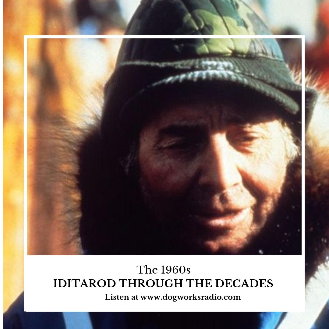 Artwork for Iditarod Through the Decades 1960s