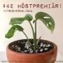 Artwork for 42. Höstpremiär! Om spinn, kaktusblomning och monstera adansonii
