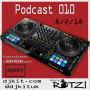 Artwork for DJKit.com Podcast 010 ft. K1R3Y (Ibiza Rocks)