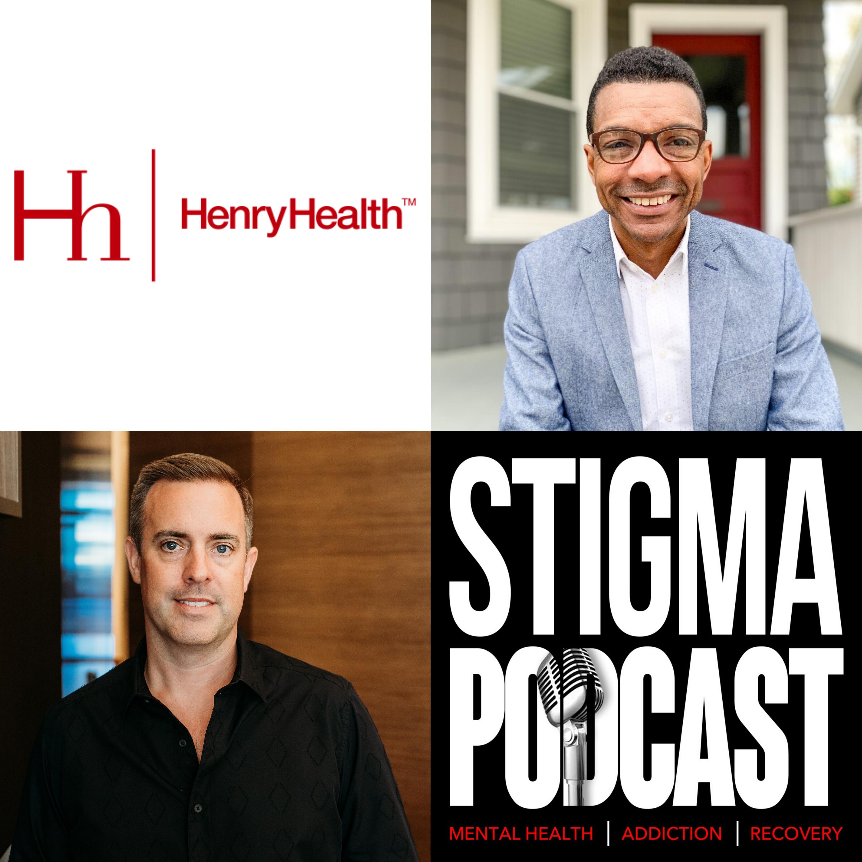 Stigma Podcast - Mental Health - #50 - Black Men & Mental Health with Henry Health Founder Kevin Dedner, MPH