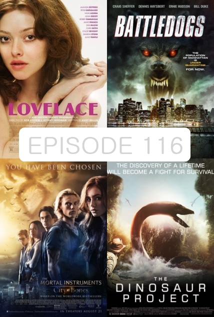 Episode 116 - 4 More Movies for 2013