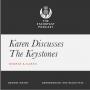 Artwork for Karen discusses the Keystones (George & Karen)