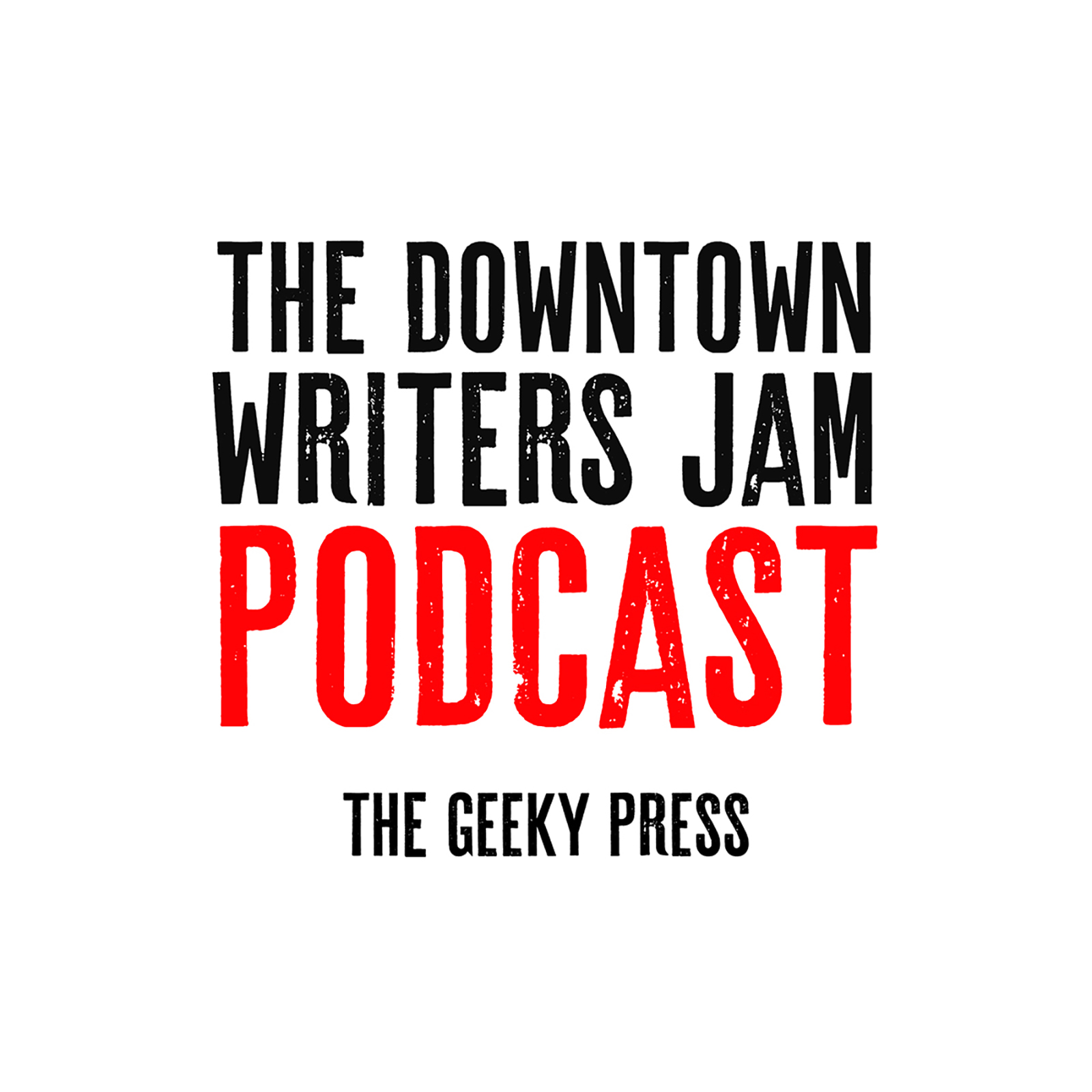 The Downtown Writers Jam  show art