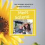 Artwork for Meet Salena!  Walking Sunshine.
