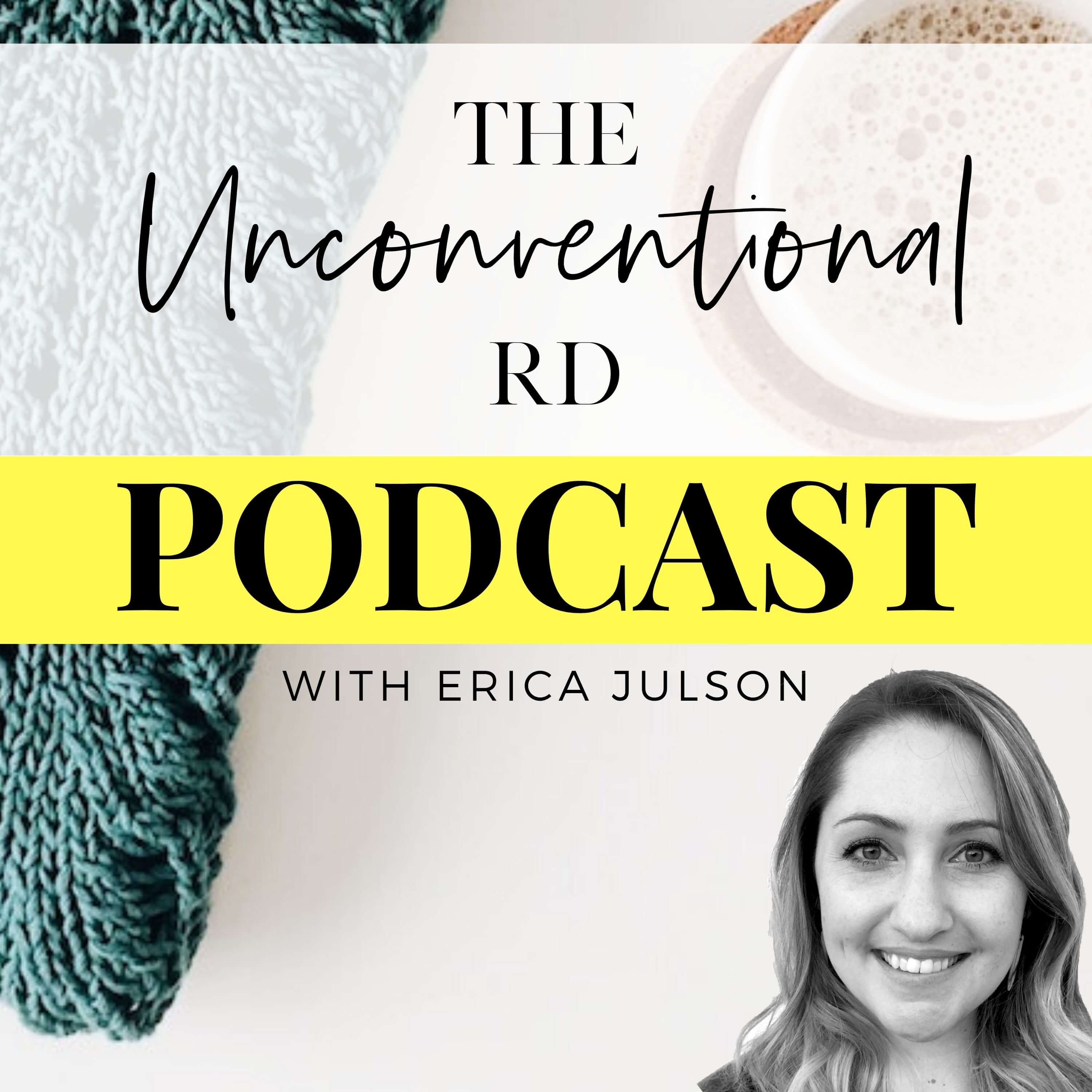The Unconventional RD Podcast show art