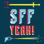 Artwork for SFF Yeah Ep. #15: Super Nerds Rejoice!