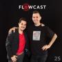 Artwork for Flowcast 25 mit Robin Rehmann, Autor, DJ und Moderator SRF
