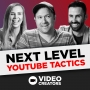 Artwork for 4 Growing Creators Share 4 YouTube Growth Tips [Ep.#264]