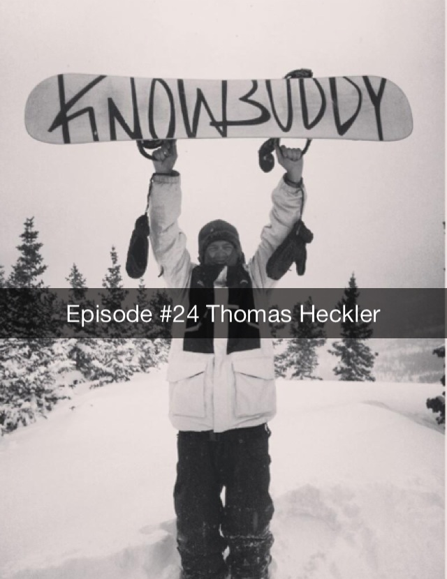 Thomas Heckler | Burton Knowbuddy |Superpark19 |Day Trading | Engineering Music