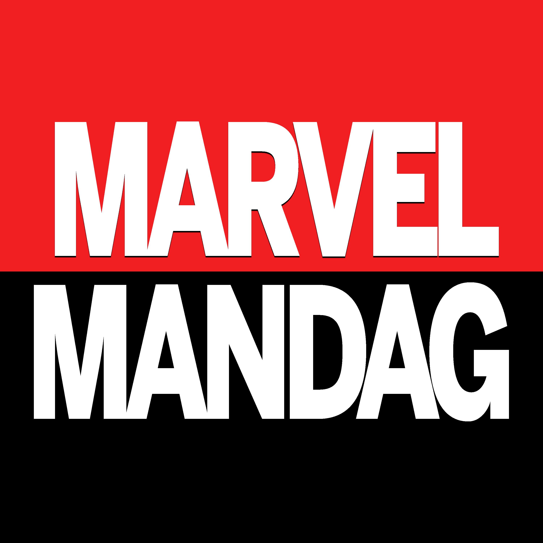 Marvel Mandag show art