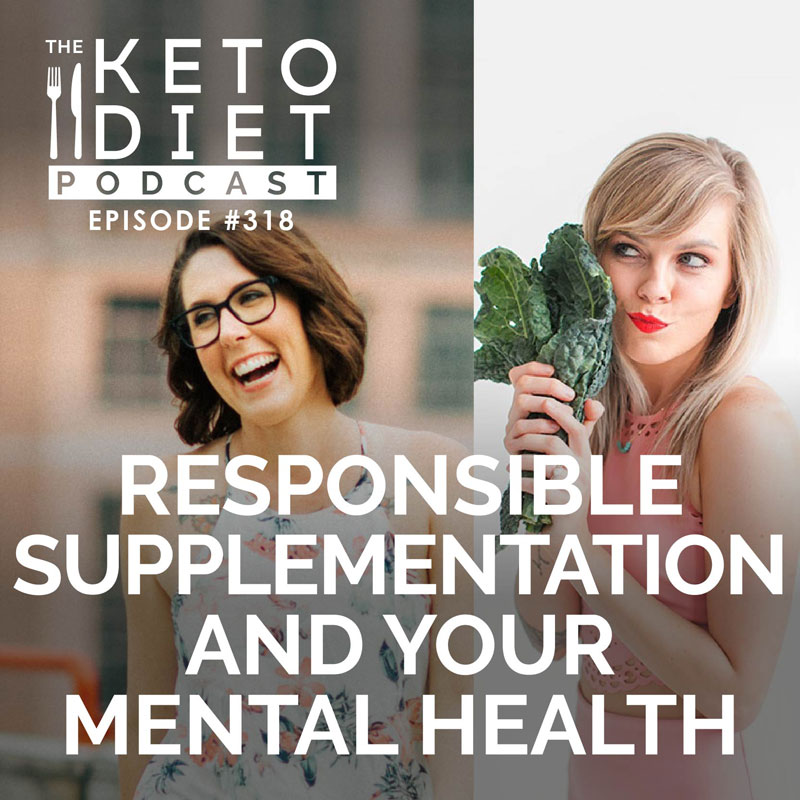 #318: Responsible Supplementation and Your Mental Health with Priscilla Blevins