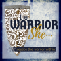 Artwork for 059.How to Speak Up for Yourself with the Faith of a Warrior
