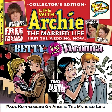 Paul Kupperberg on Archie The Married Life and The Death Of Miss Grundy