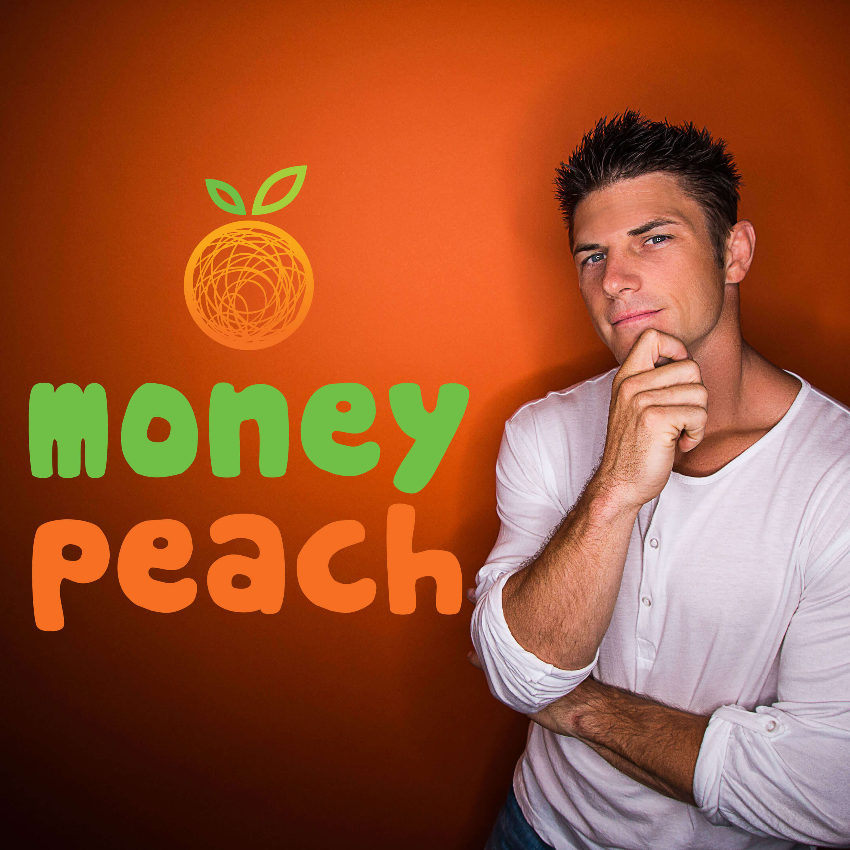 Money Peach show art