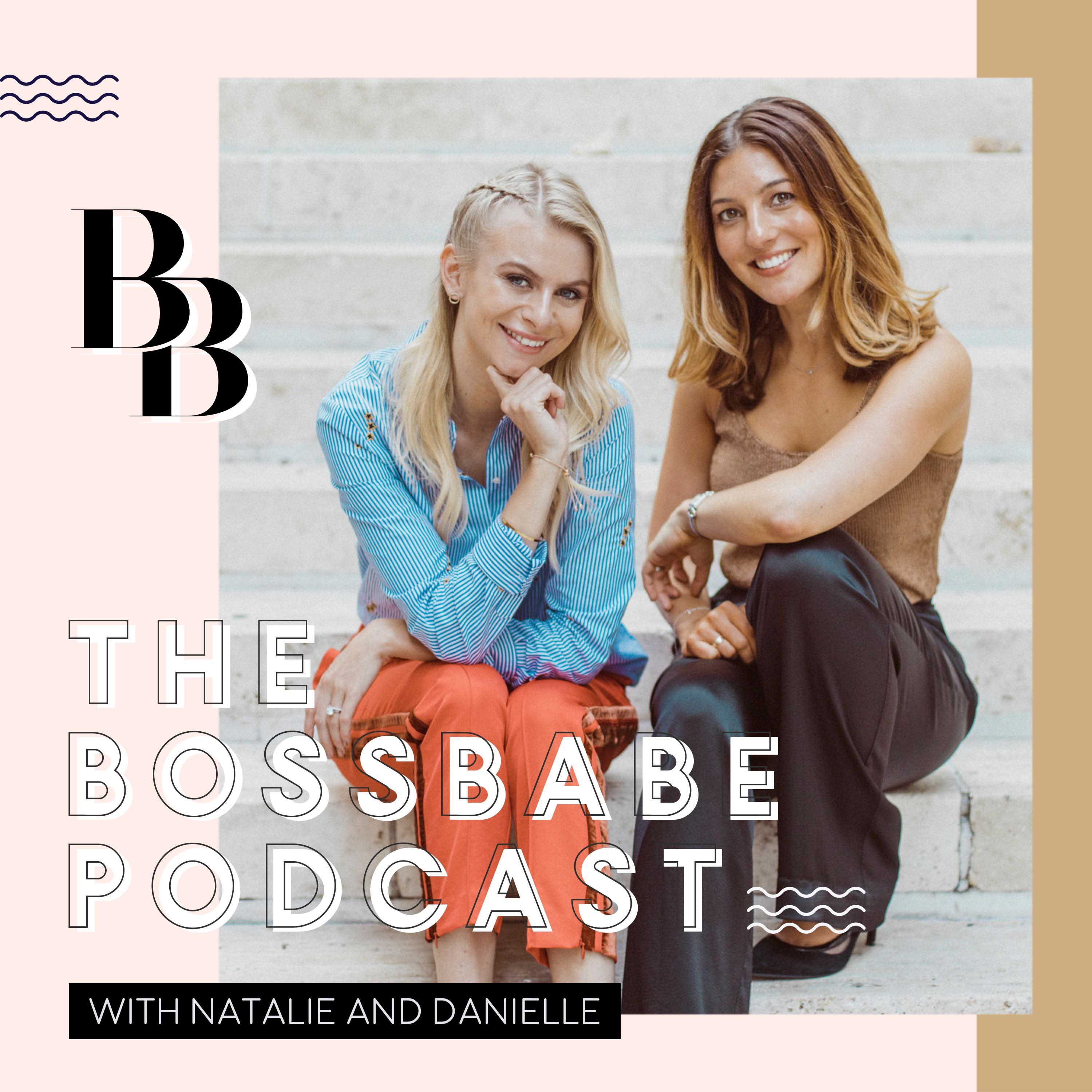 The BossBabe Podcast show art